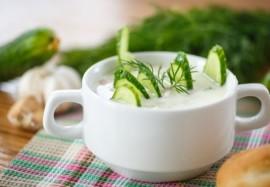 5 способов приготовить вкусный и полезный суп с огурцами
