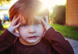 5 упражнений, которые помогут снять стресс у ребенка