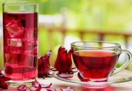 Аромат суданской розы: польза и вред чая каркаде