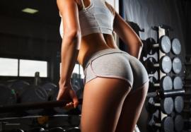 Эффективные упражнения для бедер — как похудеть в ногах и округлить ягодицы