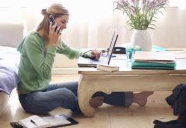 Фриланс для начинающих: плюсы и минусы работы на дому
