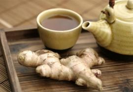Имбирный чай: действенные рецепты для похудения