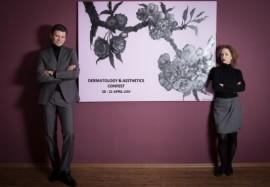 Инга и Юрий Андрашко эксклюзивно о новом конфесте Sakura Esty Derm