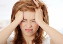 Интенсивная головная боль может быть признаком менингита