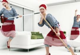 Как быстро убраться перед приходом гостей: 4 шага