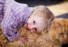 Как домашние животные влияют на формирование характера ребенка