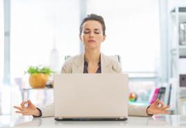Как победить стресс на работе: полезные советы и упражнения