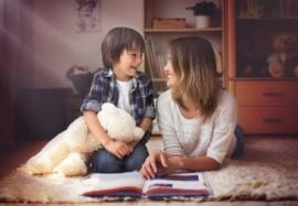 Как привить ребенку любовь к чтению художественных книг