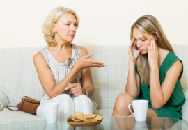 Как проблемы с родителями влияют на вашу личную жизнь