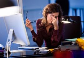 Как снять усталость глаз от компьютера: рекомендации офтальмологов