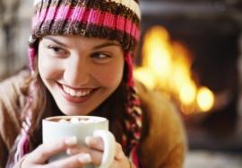 Как согреться в холодном помещении: лайфхаки