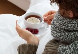 Как вылечить после зимних болезней остаточный кашель