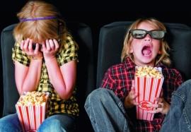 Какой фильм посмотреть с ребенком: влияние страшного кино на детскую психику