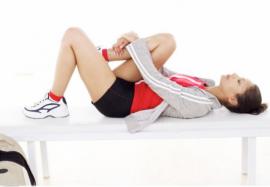 Крепатура после тренировки: как побороть неприятную боль