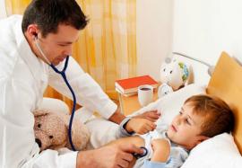 Лечение гриппа у детей: как распознать и как справиться