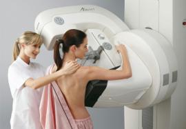 Маммография: разочарование в исследовании молочной железы