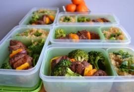 Меню на сушке: варианты питания для мужчин и женщин