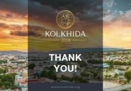 Международный кавказский конгресс Kolkhida