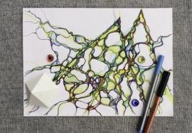 Нейрографика: управляем своей жизнью с помощью рисования