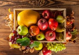 Осенние фрукты: что есть для здоровья