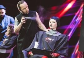 Открытие школы парикмахерского искусства Saco