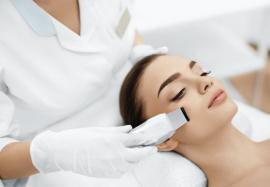 Пилинг кожи лица: особенности, виды и длительность результата