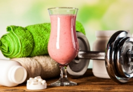 Польза протеиновых коктейлей: как готовить и пить правильно