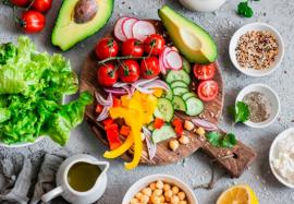 Продукты для похудения: список для полезного питания