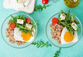 Пять лучших друзей: какие продукты на завтрак помогут похудеть