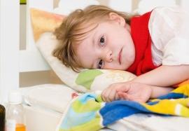 Ребенок заболевает: что делать родителям и как вести себя правильно
