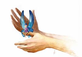 «Синдром бабочки»: перспективное лечение пациентов с тяжелой патологией