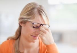 Синдром сухого глаза: лечение, причины, симптомы