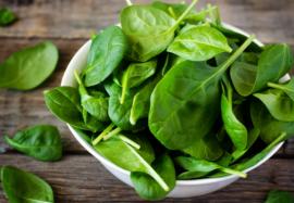 Супер-шпинат: польза для здоровья и фигуры