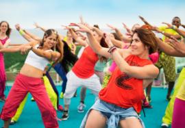 Танцы зумба для похудения: тренируемся интенсивно и позитивно