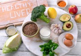 Топ-13 продуктов, полезных для здоровья печени