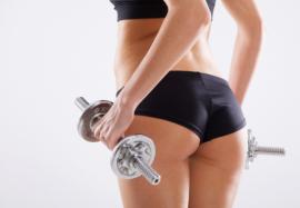 ТОП-5 упражнений против целлюлита: программа тренировок