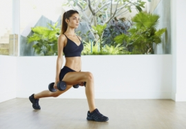 Топ-7 самых эффективных упражнений для похудения ног и бедер