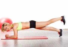 Тренировка дома для похудения: эффективные упражнения