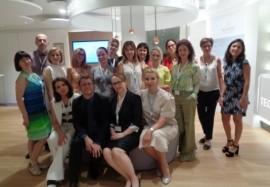 Украинские врачи прошли первый обучающий курс в Teoxane Academy