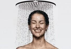Водные процедуры на основе лечебного душа