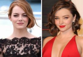 Выбираем прически по типу лица: как визуально сделать лицо худее