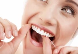 Как выбрать зубную нить правильно