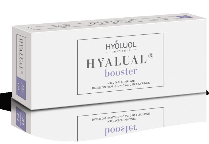 Hyalual light smart booster