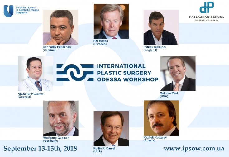 International Plastic Surgery Odessa Workshop