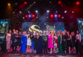 Международная премия Stella International Beauty Awards 2019